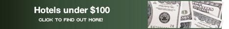 468x60 Hotels Under $100