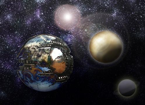 Earth's Fate?