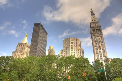 NY Broadway & 5th