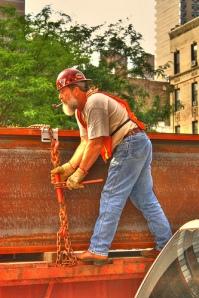 NY Construction Worker