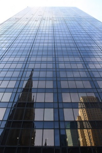 NY Downtown Skyscraper