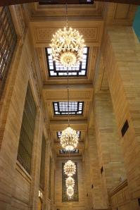 NY Grand Central Station Hallway