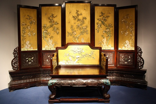 Shanghai Museum Ming Dynasty Furniture