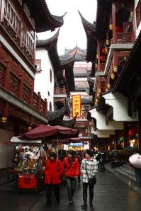 Shanghai Inner City