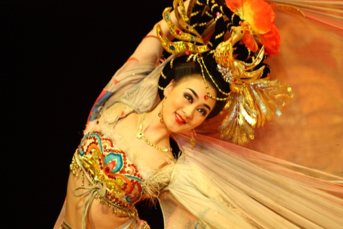 Tang Dynasty Dancer
