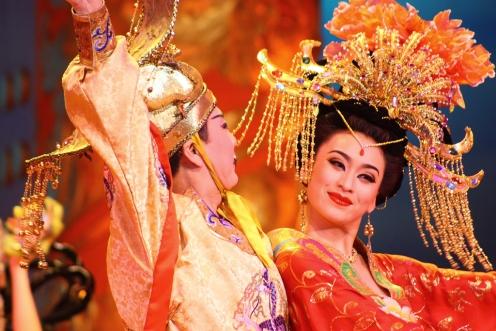 Tang Dynasty Emperor & Empress