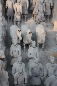 Terracotta Warriors & Horses Pit#1
