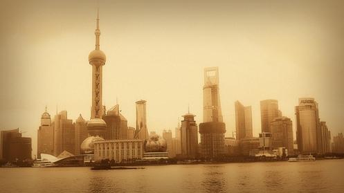 """Shanghai """"The Bund"""""""