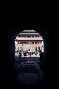 Tiananmen Square Gateway