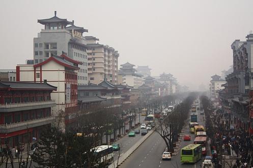 Xi'an Boulevard
