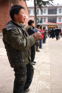Xi'an School Children